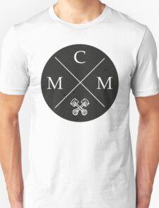 Crossed MCM Badge T-Shirt