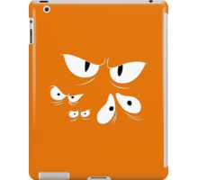 Creepy Eyes iPad Case/Skin