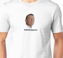 #shithappens Unisex T-Shirt