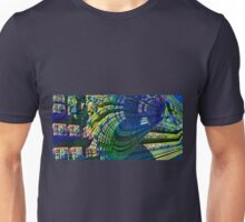 Abstract Fractal - CG render Unisex T-Shirt