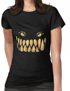Homage to Critters Womens Fitted T-Shirt