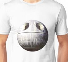 Sad Death Star Unisex T-Shirt
