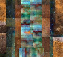 Abstract Composition – February 8, 2011 by Ivana Redwine