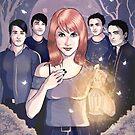 Paramore by Anne Cobai