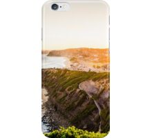 Bar Beach Sunset iPhone Case/Skin