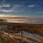 Cloud Inversion, Hartside. UK by David Lewins