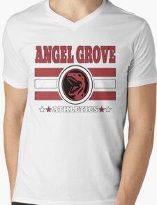 Angel Grove Athletics - Red T-Shirt