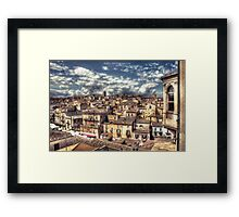 Lanciano Framed Print