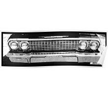 1962 Chevy Impala Poster