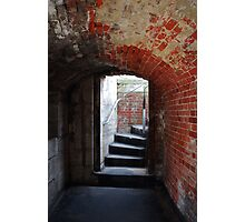 Inside the Round Tower Photographic Print