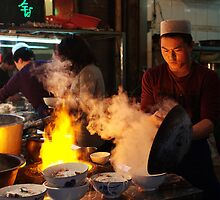 Noodles with Passion by Michael Pross