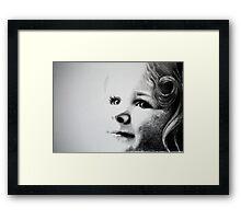 A little ray of sunshine Framed Print