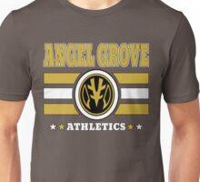 Angel Grove Athletics - White Unisex T-Shirt