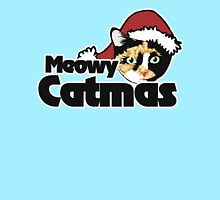 Meowy CATMAS Women's Fitted Scoop T-Shirt