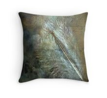"""""""On Vacations..."""" Throw Pillow"""