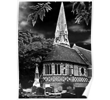 Ayot St Peter Church Poster