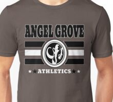Angel Grove Athletics - Black Unisex T-Shirt