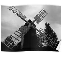 Cromer Windmill Poster