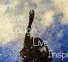 Inspire. by JaydeMonster