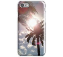 Sun In Your Palms iPhone Case/Skin