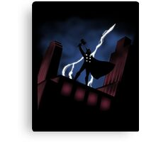 Asgard The Animated Series Canvas Print