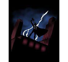 Asgard The Animated Series Photographic Print