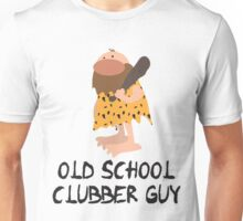 Old School Clubber Guy Unisex T-Shirt