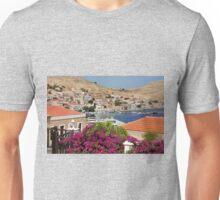 Nimborio village Unisex T-Shirt