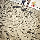Balloon Beach by Reynandi Susanto