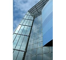 Building to the sky Photographic Print