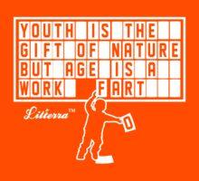 Good Old Youth Kids Tee