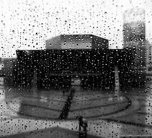 Salford Rain by David Crausby