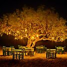The golden tree of Naxos by Hercules Milas