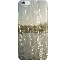 Sunlight on the Rain iPhone Case/Skin