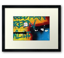 Commercial Space Framed Print