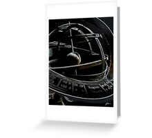 Astro 1 Greeting Card