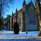 Dunkeld Cathedral by GerryMac