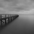 Tideways Jetty by Matt Bishop
