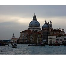 Venice Dome Photographic Print
