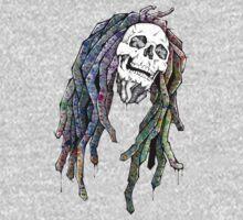 Dead King - Bob Marley One Piece - Long Sleeve