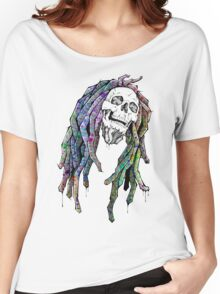 Dead King - Bob Marley Women's Relaxed Fit T-Shirt