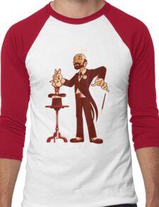 Abracadabra Men's Baseball ¾ T-Shirt