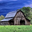 An Old Barn by RickDavis