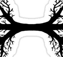 Tree Lungs Sticker