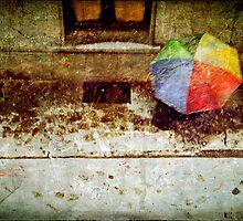 The umbrella by Silvia Ganora