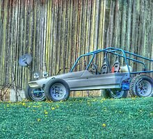 Dune Buggy (for Rick Davis) by vigor