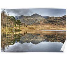 A Day In The Lakes....Blea Tarn Poster