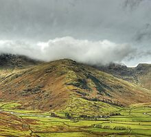 A Day In The Lakes....Langdale Valley by Jamie  Green