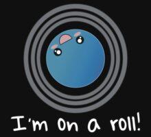 Uranus: I'm on a roll! Kids Tee
