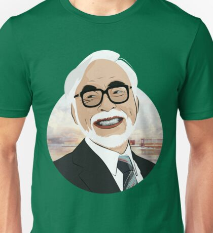 Hayao Miyazaki Unisex T-Shirt